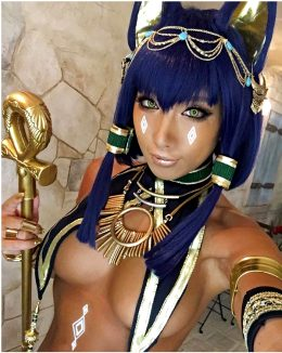 Anubis By Nonsummerjack