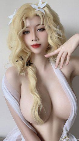 Aphrodite By Ain Nguyen From Shuumatsu No Valkyrie