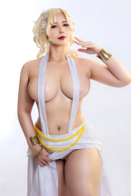 Aphrodite Cosplay By UyUy