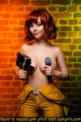 April O'Neil By Helly Valentine