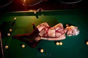 Ashe Cosplay Photoshoot By Dzikan