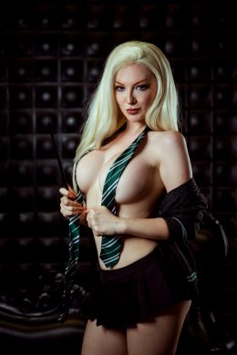 Ashlynne Dae As A Naughty Slytherin
