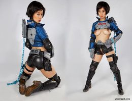 Astral Chain, Akira Cosplay By Jade Kush
