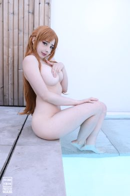 Asuna Going For A Nakey Swim ~ Mikomi Hokina ♥