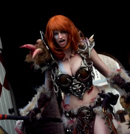 Barbarian From Diablo 3 By Maromymacaroni