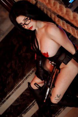 Baroness From GI Joe By Giu Hellsing