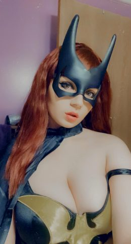 Batgirl's Boobs Are Almost Popping Out! What Do You Think?
