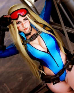 Battle Cammy By Giu Hellsing