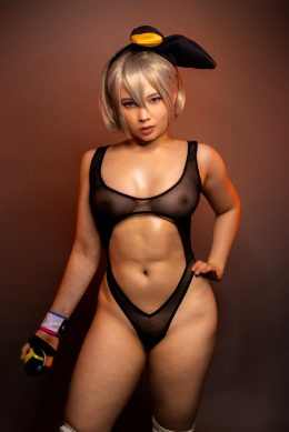 Bea From Pokemon By VirtualGeisha