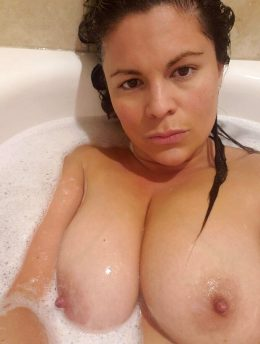 Big Tits And Bubbles
