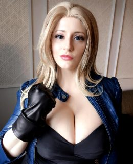 Black Canary By Abby Darkstar