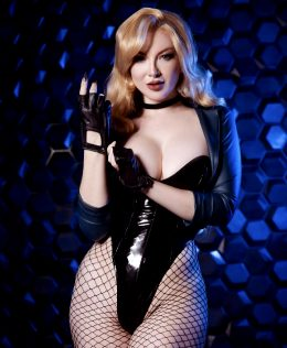 Black Canary By Ashlynne Dae