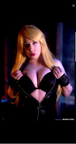 Black Canary By Bunnylafee