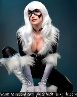 Black Cat By Katy DeCobray