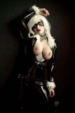 Black Cat By Pandora Le Train