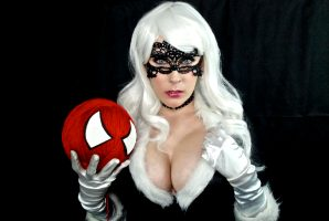 Black Cat By Raven Widow From Marvel