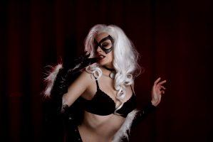 Black Cat Cosplay Photoshoot By Dzikan