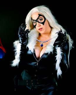 Black Cat From Spider-Man By GothamPD