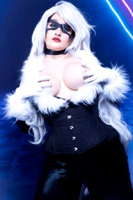 Black Cat – Spider-Man By Natsumi Louise Cosplay