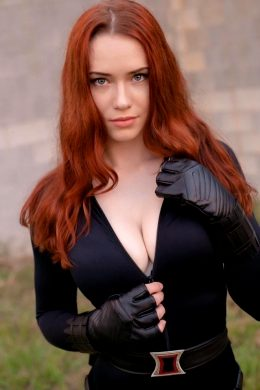 Black Widow By Nichameleon