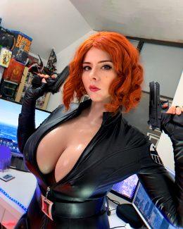 Black Widow By Xkalty