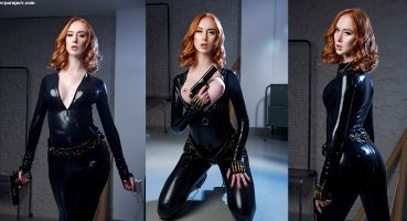 Black Widow Cosplay By Lenina Crowne