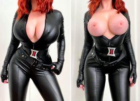 Black Widow: Marvel; U/angelicfuckdoll