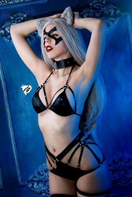 Blackcat Lewd- By Kate Key