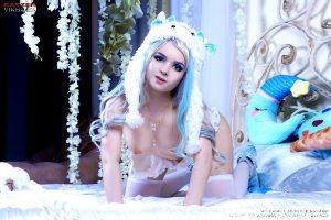 Blue Alpaca By Rainbow Satanica