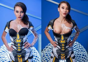 Borderlands Cosplay By Katrin Tequila
