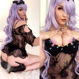 Boudoir Camilla From Fire Emblem By Tenleid