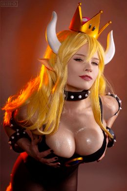Bowsette By Leya Shion