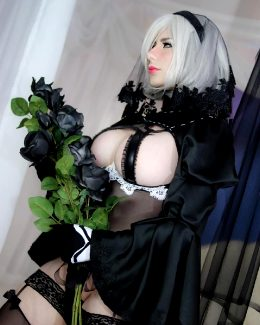 Bride 2B By Giu Hellsing