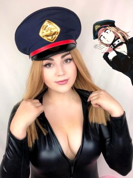 Camie Utsushimi From My Hero Academia By Buttercupcosplays