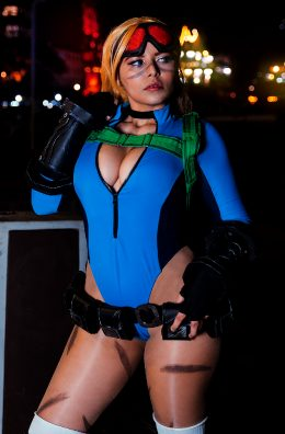 Cammy Battle Costume Cosplay By Nooneenonicos