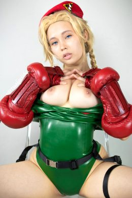 Cammy From Street Fighter By Virtualgeisha