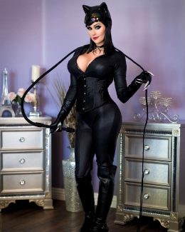 Catwoman By Angie Griffin