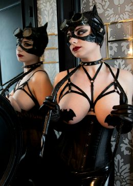 Catwoman – Darks Lauf Cosplay On Dc.reactor