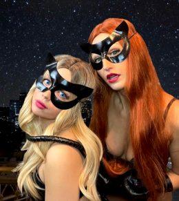 Catwomen By GeekGoddesses