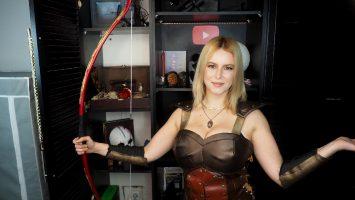 Celebrating International Women's Day With An Amazon Cosplay By Masterpolypragmon Studios