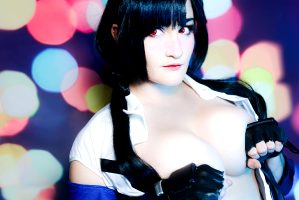 Ch'en – Arknights By Natsumi Louise Cosplay