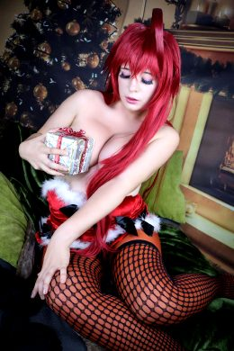 Christmas Rias By Lysande