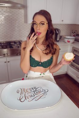Christmas With Meg Turneys Tits