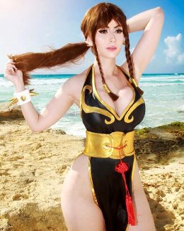Chun Li By Adami Langley