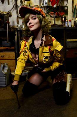 Cindy Aurum ~ Final Fantasy XV ~ By Evenink_cosplay