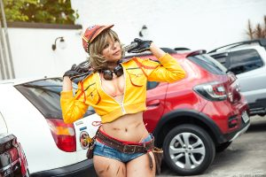 Cindy Cosplay By Nooneenonicos
