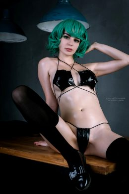 Class S Heroes Can Save Your Life And Doesn't Matter How They Dress Up! Tatsumaki By Kanra_cosplay