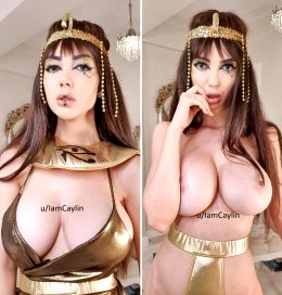 Cleopatra From Egypt By Caylinlive