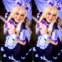 Coconut From Nekopara By Larisusa. Picture Taken By Black Beast Photography