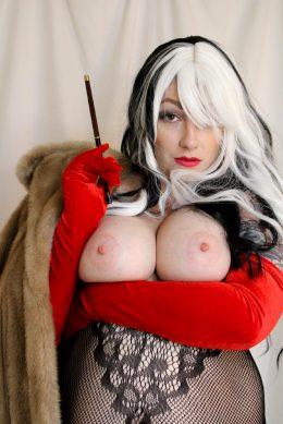Cruella De Vil, But Make It Slutty